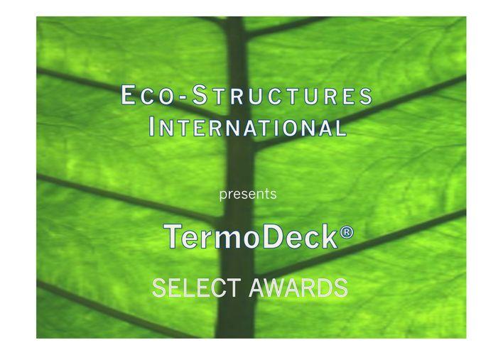 TermoDeck Select Awards
