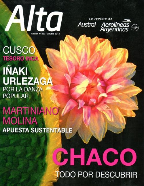 Revista Alta - Expo Feria de la Sustentabilidad