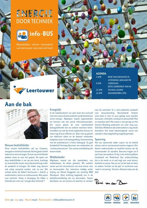 info-BUS | maart 2013