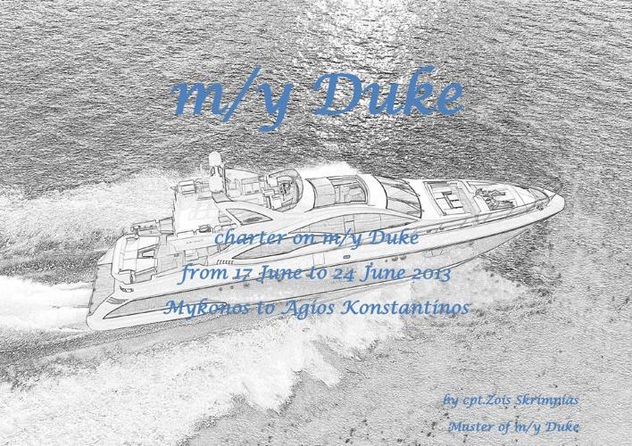 Mykonos - Agios Konstantinos Itinerary