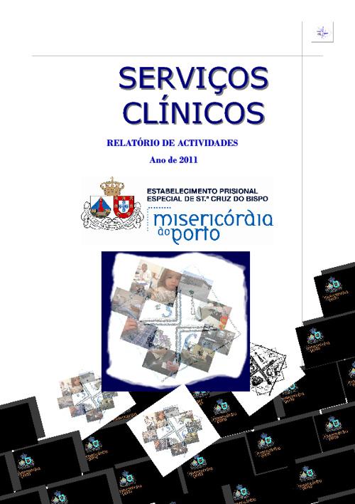 Relatório de Actividades 2011 (Serviços Clínicos)