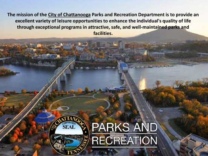 2013 Parks and Recreation Council Presentation