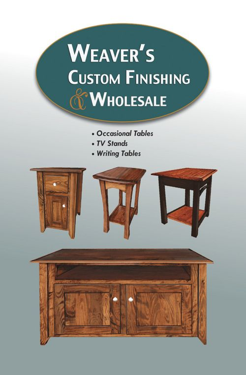 Weaver's Custom Finishing & Wholesale