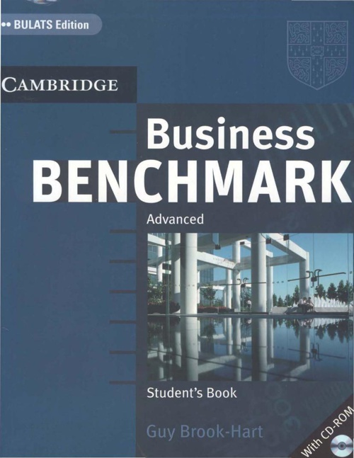 Business Benchmark - Advanced - Student's book