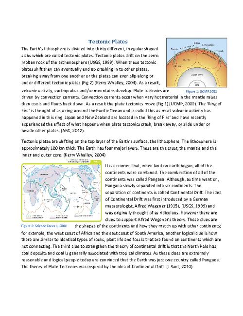 Tectonic Plates e-magazine