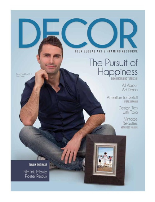 DECOR Digital Magazine - Spring 2014