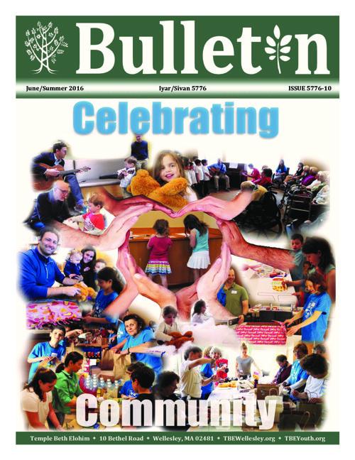 June Bulletin 2016