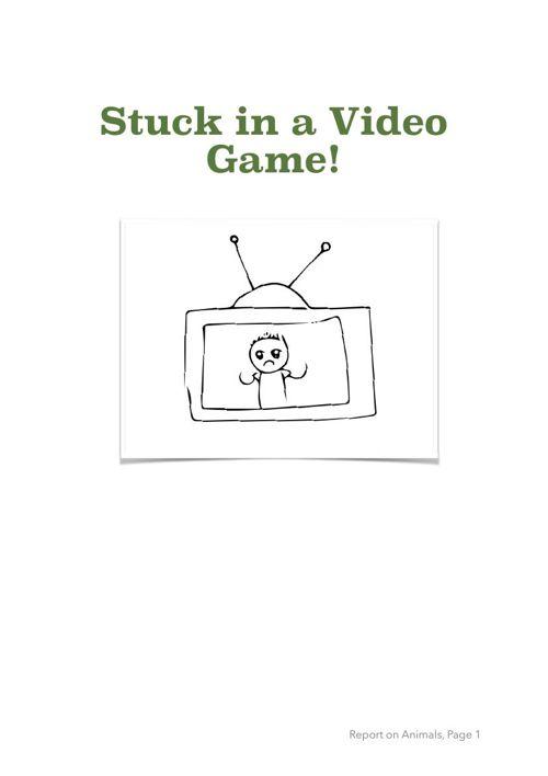 Stuck In a Video