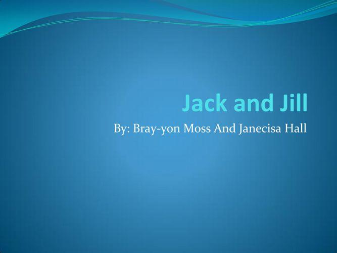 Jack and Jill-2