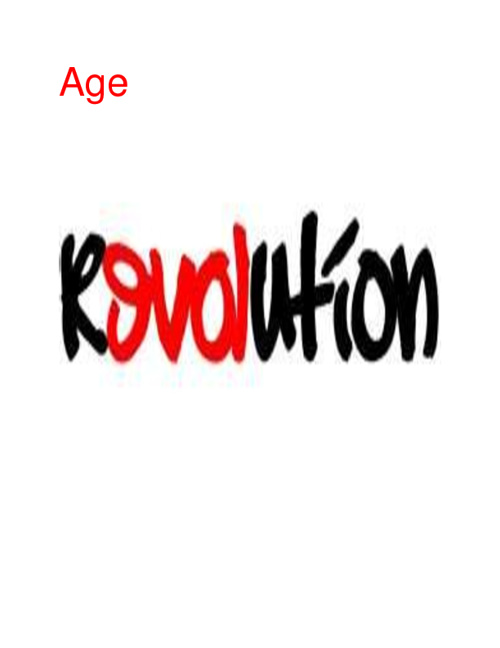 New Flip Age of Revolution