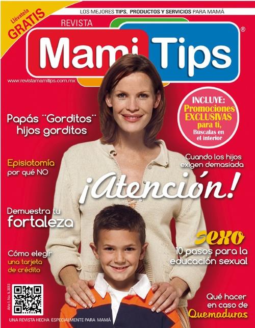 REVISTA MAMI TIPS ENERO 2013