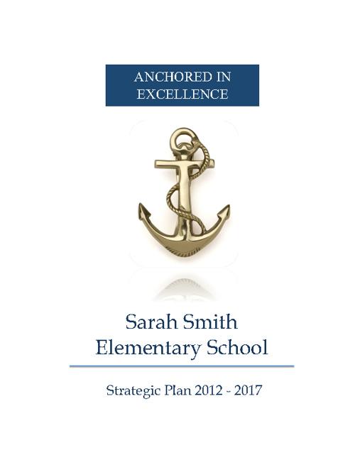 Sarah Smith Elementary School 2012-2017 Strategic Plan