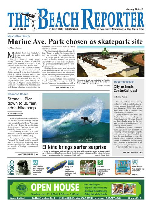The Beach Reporter | January 21, 2016