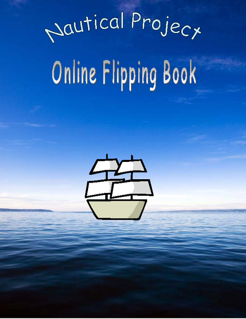 Nautical Project Flipping Book