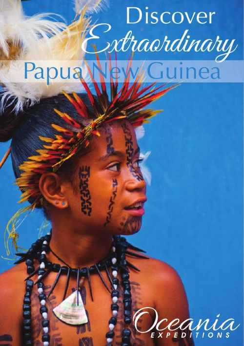 Oceania Expeditions - introductory brochure