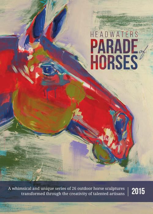Parade of Horses Booklet