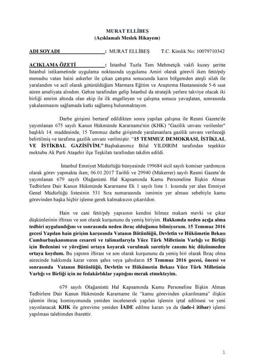Murat ELLİBEŞ