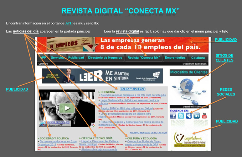 Revista Digital Conecta Mx
