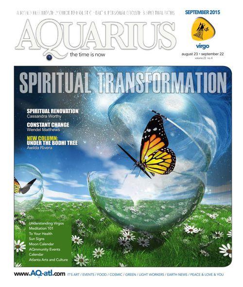 Aquarius - September 2015