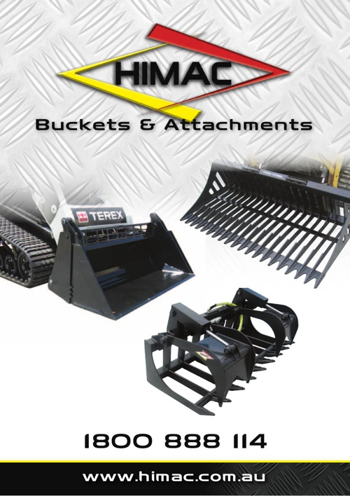 HIMAC Buckets & Attachments