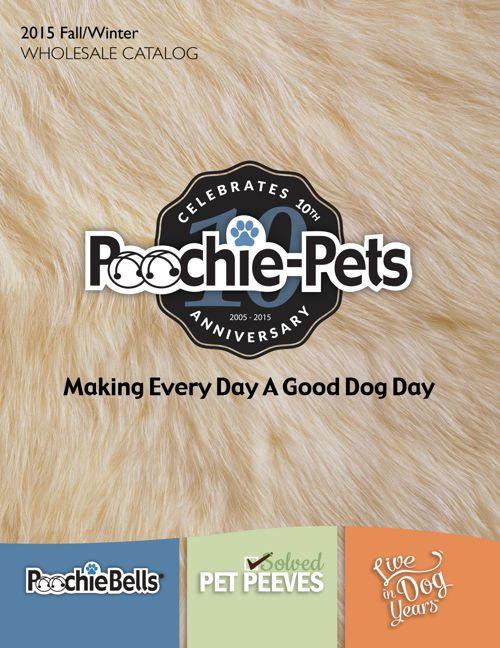 Poochie-Pets Fall 2015 Catalogue