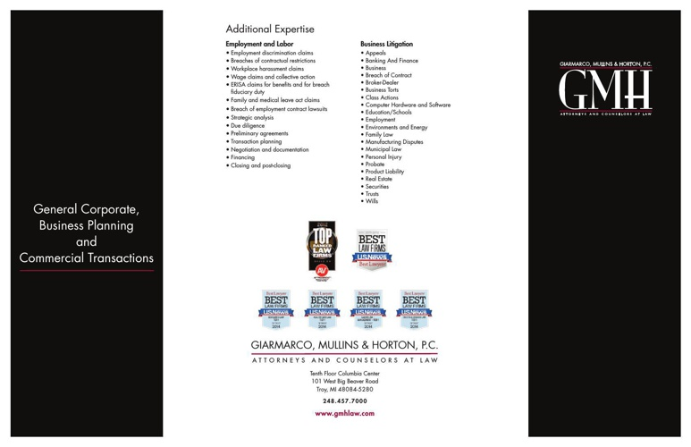 102691 General Corporate Business Planning & Commercial Transact