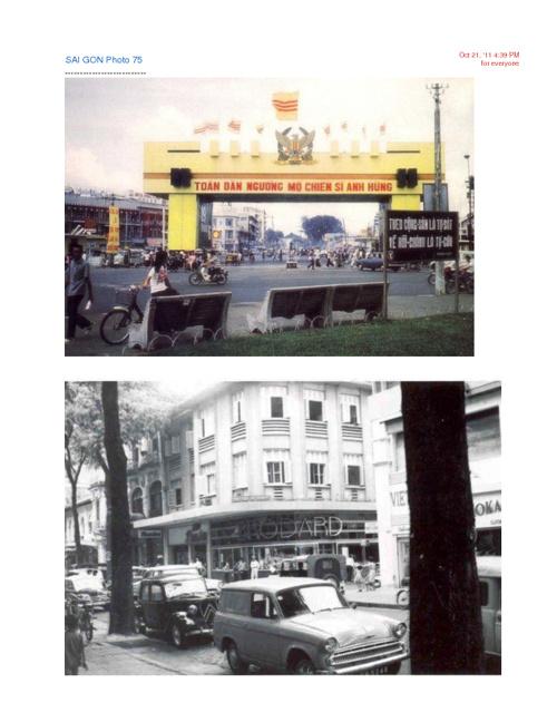 SAI GON Photo 1975-100 photo