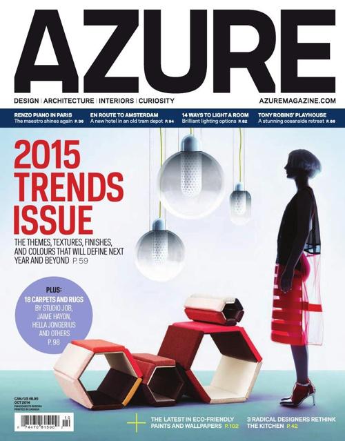 AZURE - October 2014