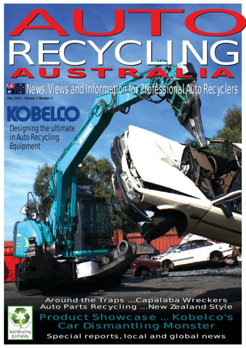 Auto Recycler May 2010