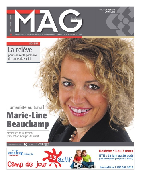 MAG 3.3 - Mars 2014