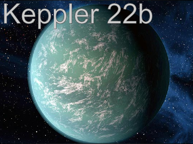 Keppler 22b