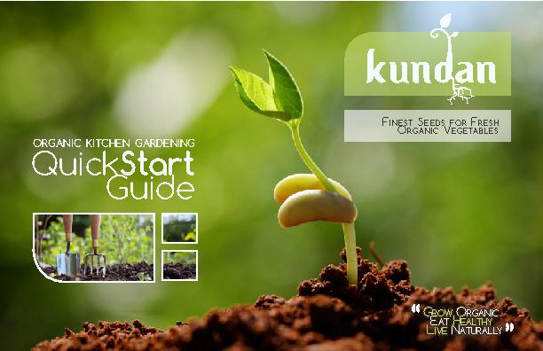 Kundan Organic Seeds Guidebook