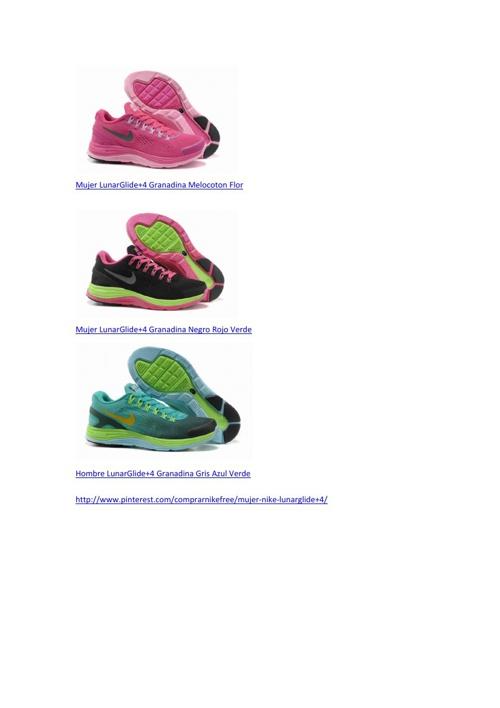 Nike LunarGlide+4 zapatillas