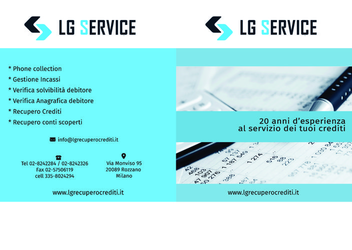 L.G. Service - gestione e recupero crediti