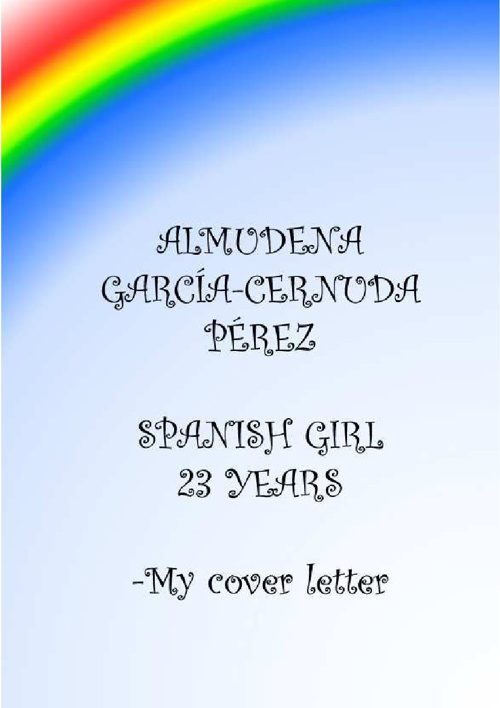 cover letter brno