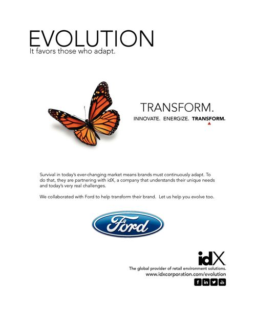 Evolution - Transform Ford