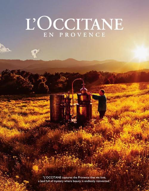 L'Occitane catalogue 2014