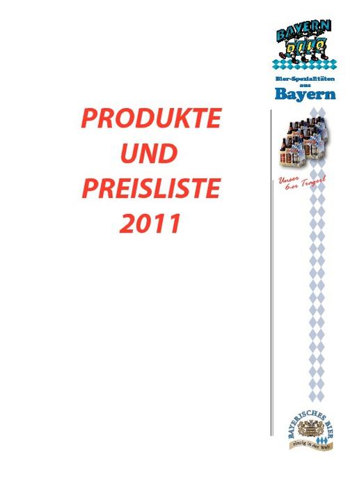 Bayern-Dilo GmbH | Katalog | Portfolio