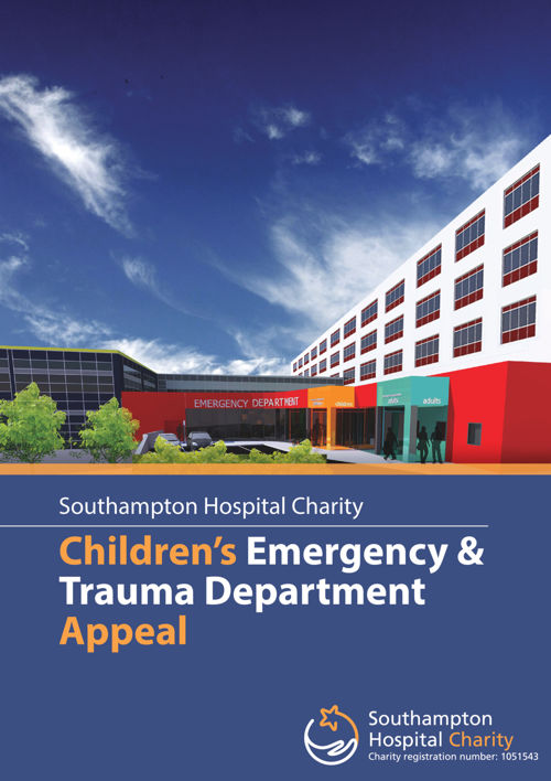 Children's Emergency &Trauma Department - Case for support