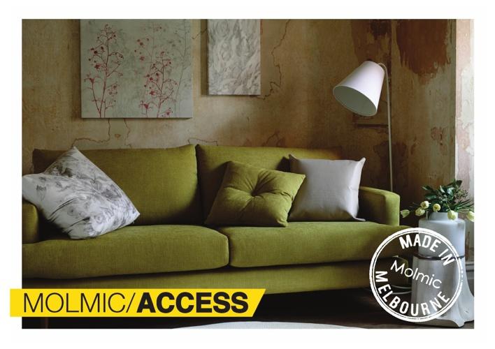molmic access range