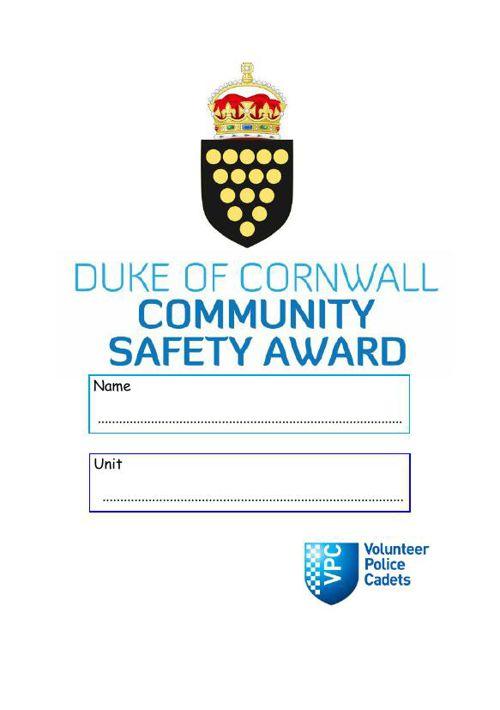 Duke of Cornwall