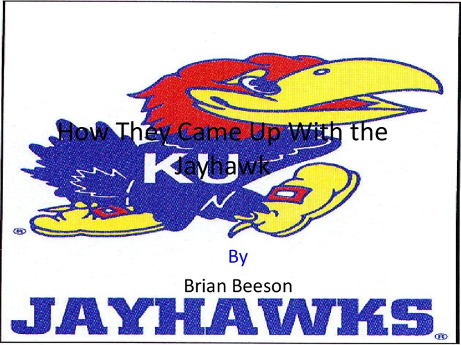 How They Came Up With the Jayhawk