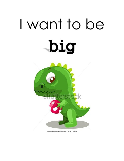 I want to be big - Cassidy