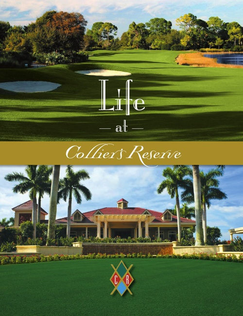 Collier's Reserve CC Membership Lifestyle