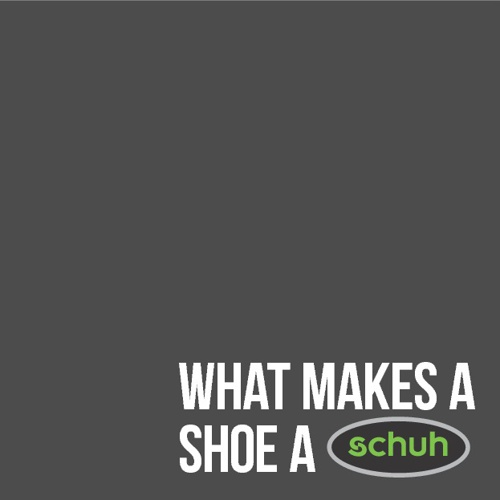 What makes a shoe a schuh