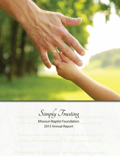 2015 MBF Annual Report