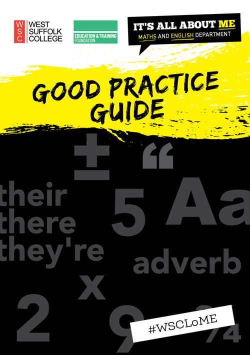 Maths and English Best Practice Guide