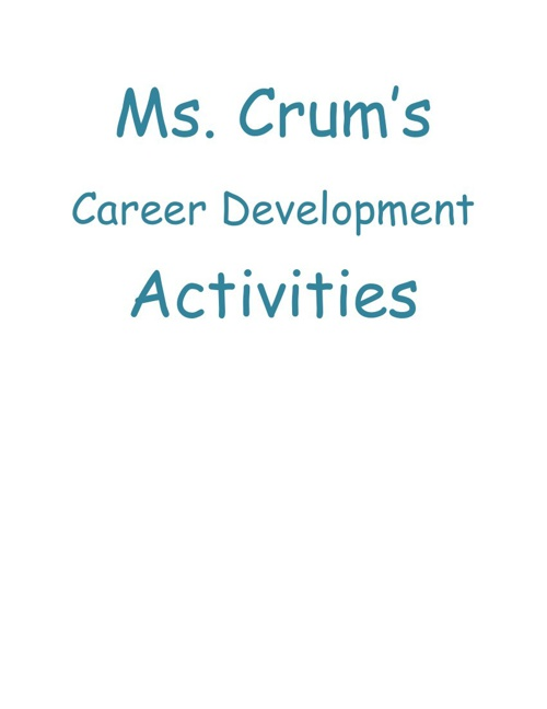 Career and Employability Activities