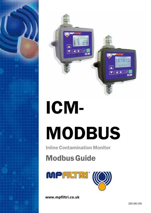 ICM MODBUS User Guide