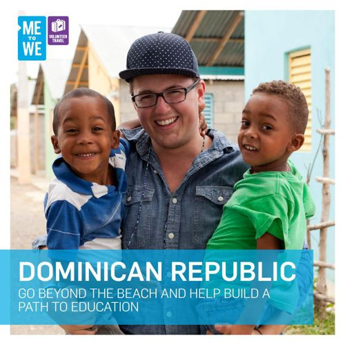 Dominican Republic Trip Brochure